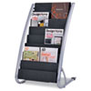 Alba Literature Floor Display Rack | www.SelectOfficeProducts.com