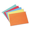Pendaflex® Earthwise® 100% Recycled Colored Hanging Folders | www.SelectOfficeProducts.com