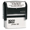 2000 PLUS® Self-Inking Custom Message Stamp with Microban | www.SelectOfficeProducts.com