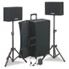 AmpliVox® Portable Wireless Powered Speaker Voice Projector Kit | www.SelectOfficeProducts.com