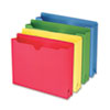 Smead® Colored File Jackets with Reinforced Double-Ply Tab | www.SelectOfficeProducts.com