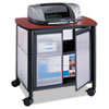 Safco® Impromptu™ Deluxe Machine Stand with Doors | www.SelectOfficeProducts.com
