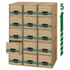 Bankers Box® STOR/DRAWER® STEEL PLUS™ Extra Space-Savings Storage Drawers | www.SelectOfficeProducts.com