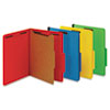 Globe-Weis® 40-Pt. Classification Folders | www.SelectOfficeProducts.com