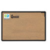 Best-Rite® Black Splash-Cork Board | www.SelectOfficeProducts.com