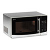 Avanti 1.1 Cubic Foot Capacity Stainless Steel Microwave Oven | www.SelectOfficeProducts.com