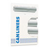 Boardwalk® High-Density Can Liners | www.SelectOfficeProducts.com