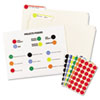 Avery® Print or Write Removable Color-Coding Labels | www.SelectOfficeProducts.com