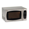 Avanti 0.9 Cubic Foot Capacity Stainless Steel Microwave Oven | www.SelectOfficeProducts.com