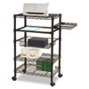 Mayline® Multipurpose Wire Cart | www.SelectOfficeProducts.com