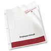 Avery® Bound Ten-Sheet Heavyweight Clear Sheet Protector | www.SelectOfficeProducts.com