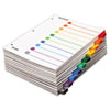 Cardinal® QuickStep® OneStep® Printable Table of Contents and Dividers | www.SelectOfficeProducts.com