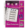Avery® Heavyweight Clear Sheet Protector | www.SelectOfficeProducts.com
