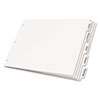Cardinal® Write 'n Erase® Tabloid Index Dividers | www.SelectOfficeProducts.com