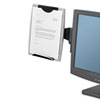 Fellowes® Office Suites™ Monitor Mount Copyholder | www.SelectOfficeProducts.com