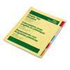 Avery® Office Essentials™ Insertable Tab Index Divider Set | www.SelectOfficeProducts.com