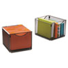 Safco® Onyx™ Mesh Cube Bins | www.SelectOfficeProducts.com