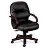 HON® 2190 Pillow-Soft® Managerial Mid-Back Chair | www.SelectOfficeProducts.com