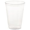 Ultra Clear PETE Cold Cups, 9 oz, Clear, Individually Wrapped, 500/Carton