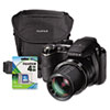 Fuji® FinePix S4200 Digital Camera Bundle | www.SelectOfficeProducts.com
