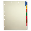 Tabbies® Medical Chart Divider Sets | www.SelectOfficeProducts.com