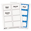 C-Line® Laser Printer Name Badges | www.SelectOfficeProducts.com