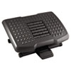 Kantek Premium Adjustable Footrest with Rollers | www.SelectOfficeProducts.com