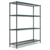 Alera® All-Purpose Wire Shelving Starter Kit | www.SelectOfficeProducts.com