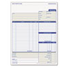 TOPS® Job Invoice, Snap-Off® Triplicate Form | www.SelectOfficeProducts.com
