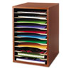 Safco® Vertical Desktop Sorter | www.SelectOfficeProducts.com