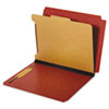 Globe-Weis® Dual Tab Classification Folders | www.SelectOfficeProducts.com