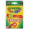 Crayola® Classic Color Pack Crayons | www.SelectOfficeProducts.com