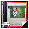 C-Line® Peel & Stick Add-On Filing Pocket | www.SelectOfficeProducts.com
