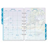 Day-Timer® Coastlines® Dated Two-Page-per-Month Organizer Refill   www.SelectOfficeProducts.com