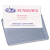 Avery® Self-Adhesive Business Card Holders | www.SelectOfficeProducts.com