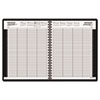 AT-A-GLANCE® Eight-Person Group Daily Appointment Book | www.SelectOfficeProducts.com