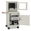 Sandusky Lee® Mobile Computer Security Cabinet | www.SelectOfficeProducts.com