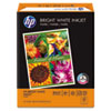 HP Bright White Inkjet Paper | www.SelectOfficeProducts.com