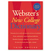 Houghton Mifflin Webster's New College Dictionary | www.SelectOfficeProducts.com