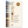 Houghton Mifflin American Heritage® Office Edition Dictionary | www.SelectOfficeProducts.com