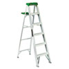 Louisville® Aluminum Step Ladder | www.SelectOfficeProducts.com