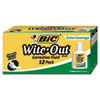 BIC® Wite-Out® Brand Extra Coverage Correction Fluid | www.SelectOfficeProducts.com