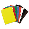 Avery® Durable Plastic Write-On Tab Dividers | www.SelectOfficeProducts.com