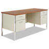 Alera® Double Pedestal Steel Credenza | www.SelectOfficeProducts.com