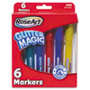 RoseArt® Glitter Magic Markers | www.SelectOfficeProducts.com