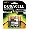 Duracell® Rechargeable StayCharged® NiMH Batteries with Duralock Power Preserve™ Technology | www.SelectOfficeProducts.com