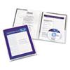 Avery® Flexi-View Six-Pocket Organizer   www.SelectOfficeProducts.com