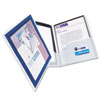 Avery® Flexi-View Two-Pocket Folders | www.SelectOfficeProducts.com