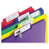 Avery® Extra Large File Folder Labels with TrueBlock® Technology | www.SelectOfficeProducts.com