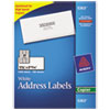 Avery® Copier Mailing Labels | www.SelectOfficeProducts.com